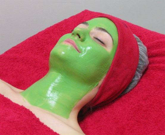 VEGETABLE GREEN LETTUCE MASK - Maska z sałatą 100ml
